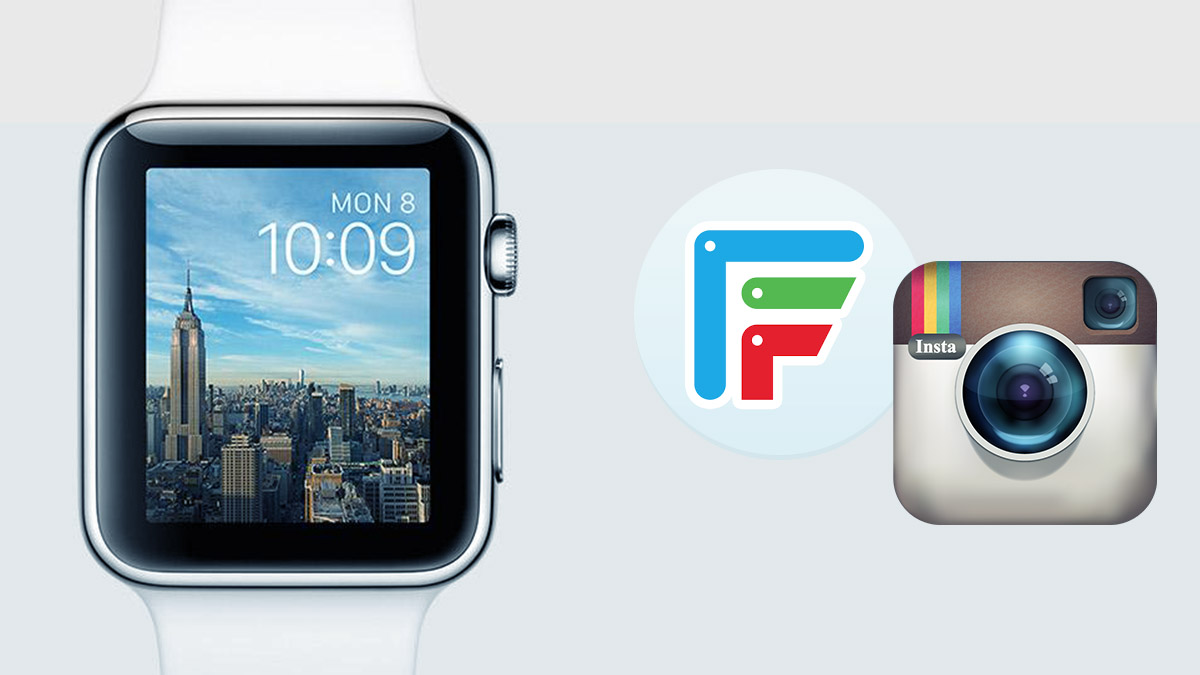 Facer apple watch